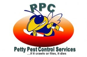 Petty Pest Control logo